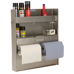 Image Is Loading Enclosed Trailer Aluminum Cabinet  Organizer Toy Garage Race
