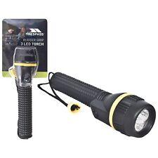 Trespass 3 LED Lightweight Torch Rubber Grip Water Shock Resistant