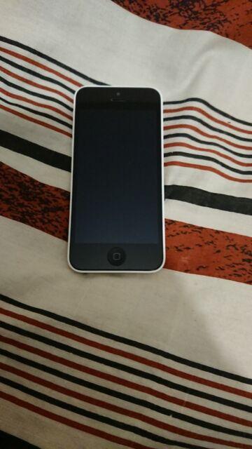 Apple iPhone 5c - 16GB - White (O2) A1507 (GSM)