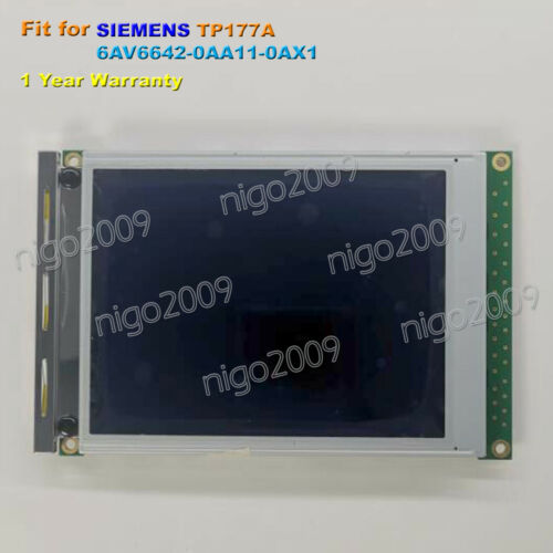 1PC New Replacement Fit for SIEMENS TP177A 6AV6642-0AA11-0AX1 LCD Screen Display