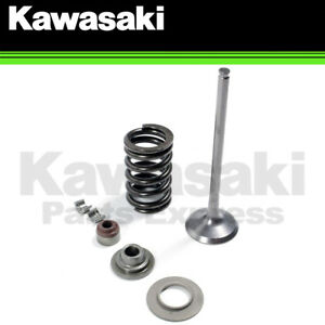 KAWASAKI KX450F KIBBLEWHITE INTAKE VALVE 2009-2015 40-40652 KX 450F