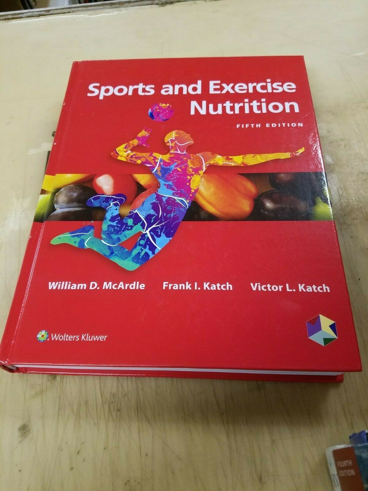 Sports And Exercise Nutrition By William D Mcardle 2019 Hardcover Revised Edition For Sale Online Ebay