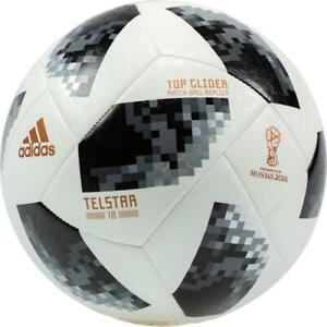 Adidas-Fussball-TOP-GLIDER-Match-Ball-Replica-TELSTAR-18-Gr-5-WM-2018-Russland