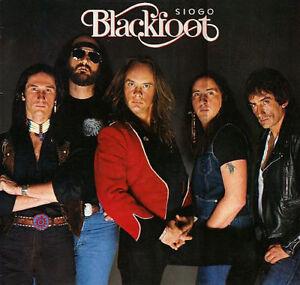 NEW-CD-Album-Blackfoot-Siogo-Mini-LP-Style-Card-Case