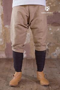Medieval-thorsberghose-Ragnar-Viking-pants-LARP-Sand