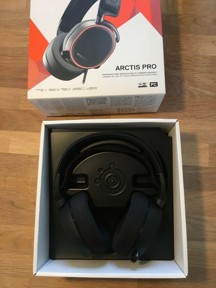 headset hovedtelefoner, SteelSeries