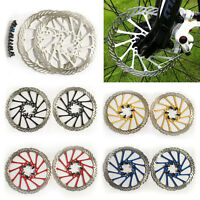 1 Pair For Avid G3 Cs Clean Sweep Mountain Bike Bicycle Disc Brake Rotor 160mm