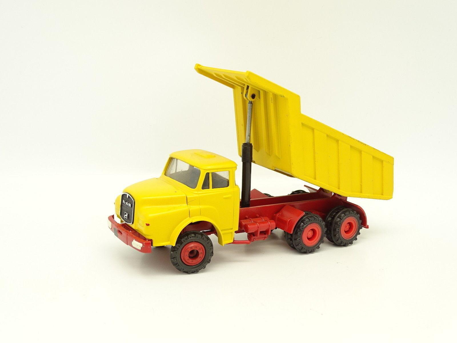 Conrad 1 50 - MAN Benne giallo