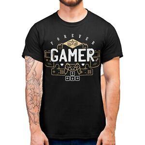 men/'s t-shirt Forever gamer