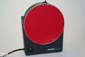 Kaiser Dunkelkammerlampe Duka 50 (4221) (dimmen - ja) rot + weiß Fotolabor