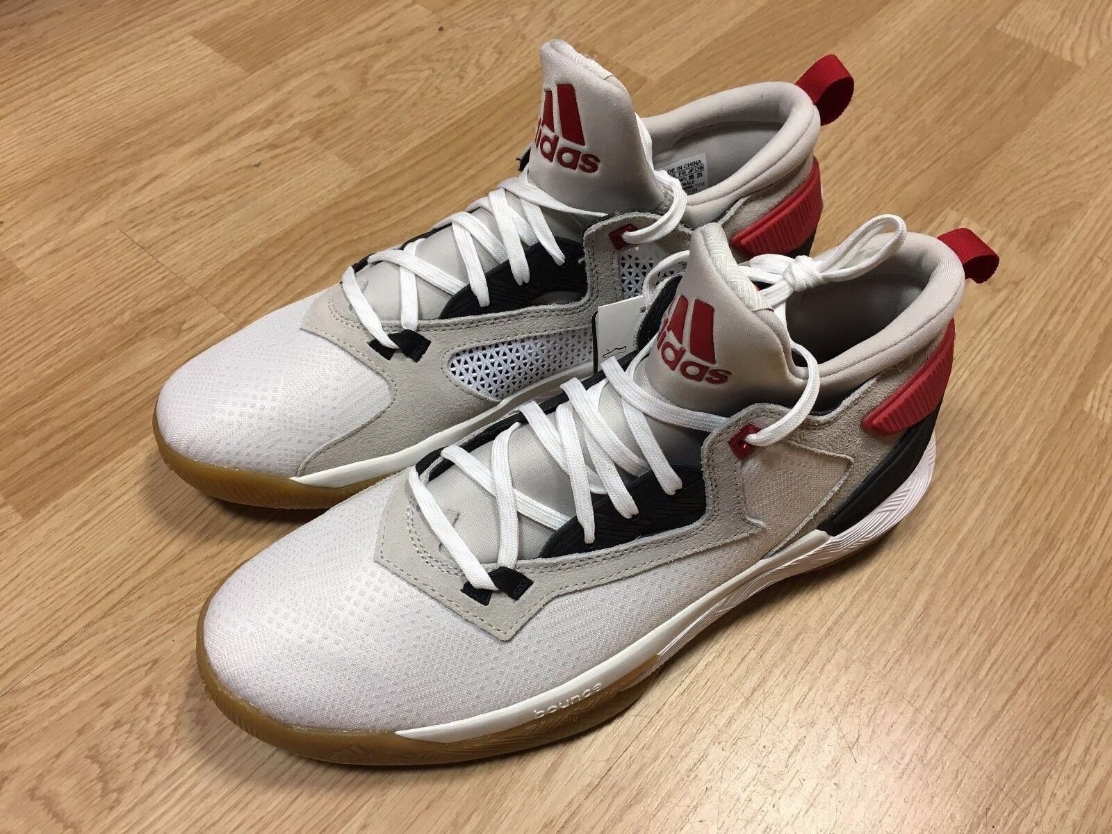 Adidas originals d d originals lillard 2 ii f37123 rip stadt portland nach hause damian weiße selten 922987