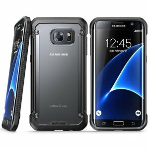new product aabfe 15136 Details about Samsung Galaxy S7 Edge Supcase Body Protective Unicorn Hybrid  Rugged Clear Case