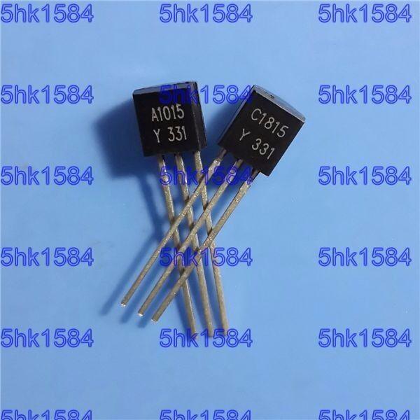 10pcs 2SA965-Y  A965-Y Toshiba Audio Transistors