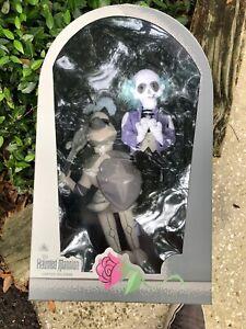 NEW Disney Parks Haunted Mansion Plush Master Gracey /& Hallway Knight