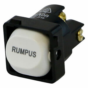 RUMPUS-Printed-Switch-Mech-10-Amp-Wall-Switch-CLIPSAL-Compatible