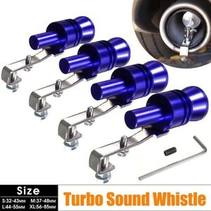 Turbo-Whistle-Pipe-Exhaust-Sound-Muffler-Bov-Blow-Off-Valve-Car-Decoration-Great