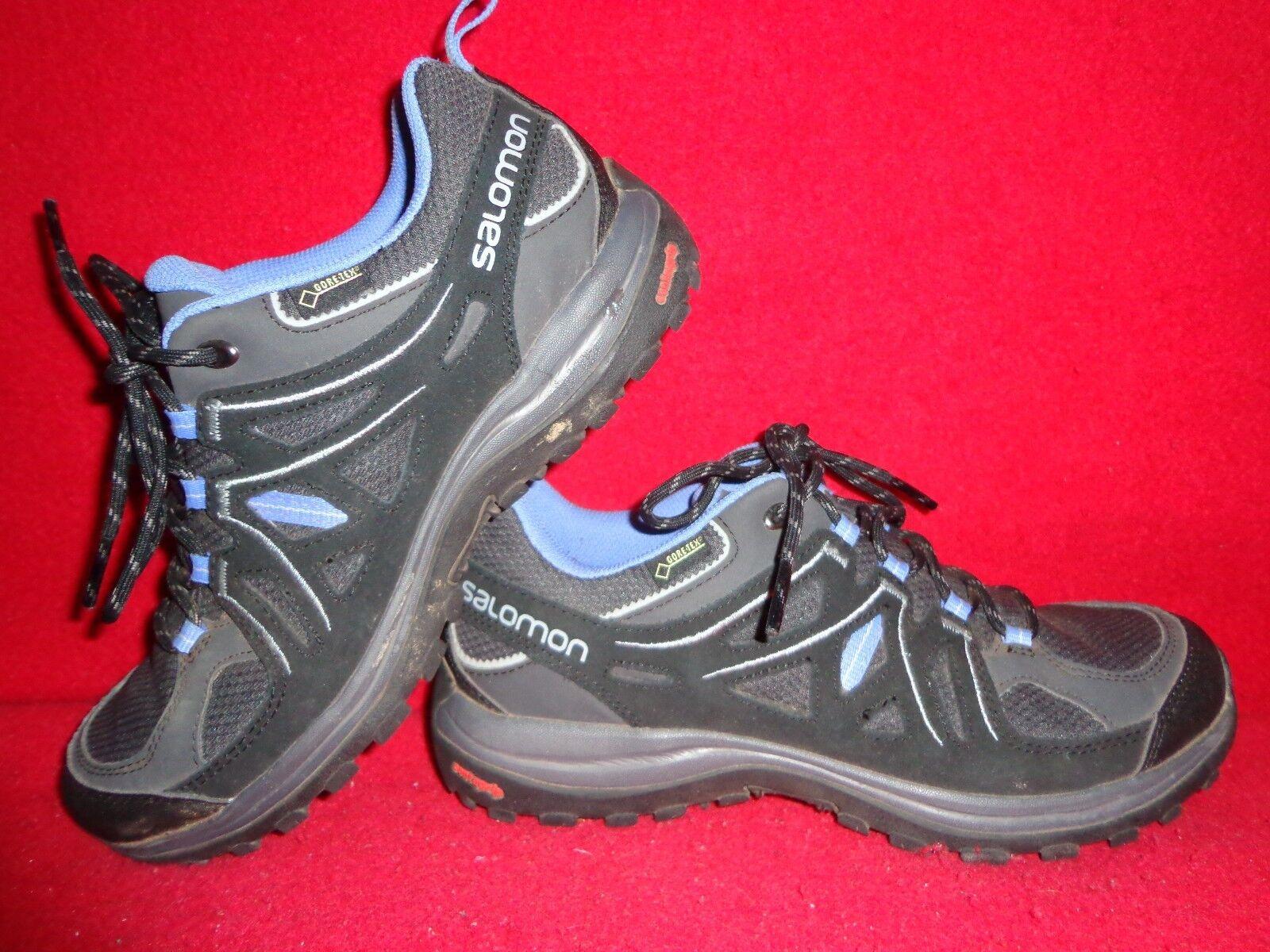 Salomon Ortholite Gore-tex contagrip Athletic Women's shoes Multi-color Size 7.5
