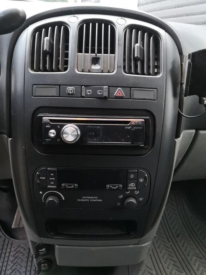Chrysler Grand Voyager, 2,8 CRD Limited aut., Diesel
