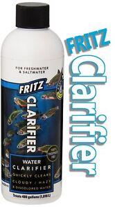 Pet Supplies Fashion Style Fritz Aquatics Clarificateur Solution 237ml Frais Et Eau Salée Aquarium 80176fm