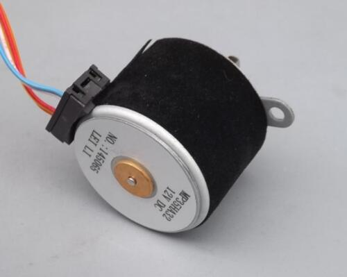 2PCS 35BY412 DC12V 4-Phase Permanent Magnetic Gear Step Stepper Stepping Motor