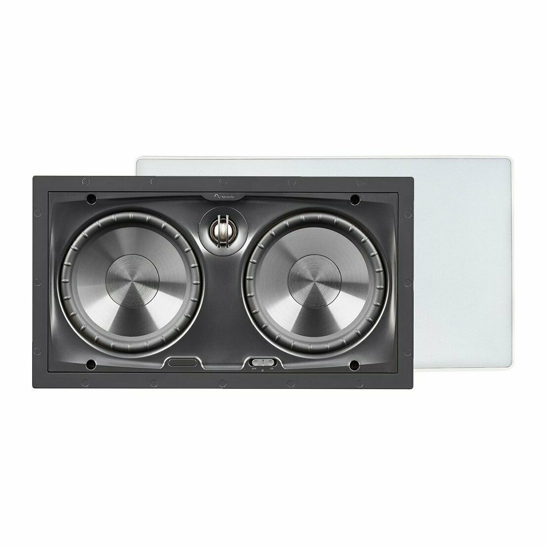 Episode ESS-1500T-IWLCR-6 6  In-Wall LCR Thin Bezel Speaker New in Box