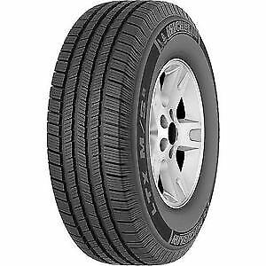 P255/70R18 Michelin LTX M/S2 (Set of 4) *take off tires*