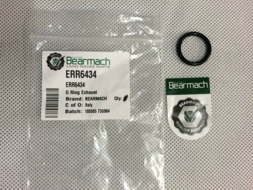 """Bearmach Land Rover Range Rover P38 V8 Heater Pipe Intake Exhaust /""""O/"""" Ring"""