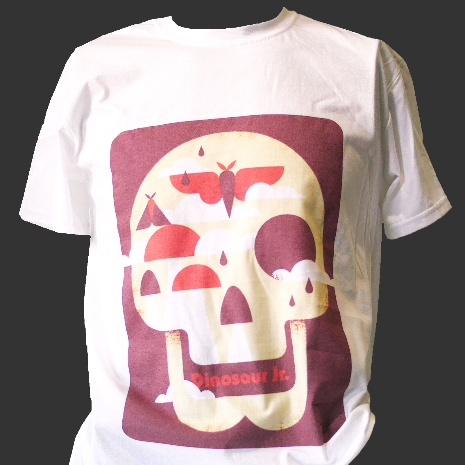 Dinosuar Jr. Punk Rock Metal T-shirt Sonic Youth PIXIES PIXIES PIXIES S M L XL 2XL 3XL 7c6118