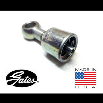 """Gates G89504-0414 PTA-90 Stainless Steel Power Trim 3//16/"""" Hose Assembly"""