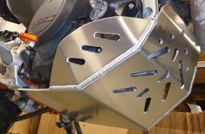 Flatland Skidplate Skid Plate Husqvarna 701 KTM 690 Enduro Supermoto 24-46 NEW