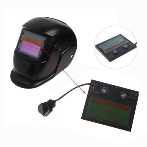 Auto Darkening Welding Helmet Lens 9-13 Levels Dark State Sensitivity Adjustment