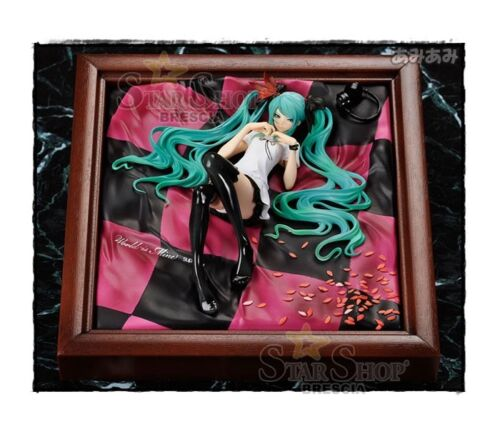VOCALOID Supercell Feat Miku Hatsune Brown Frame 1//8 Pvc Figure Good Smile