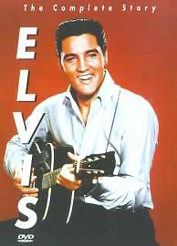 1 of 1 - Elvis - The Complete Story (DVD, 2000)