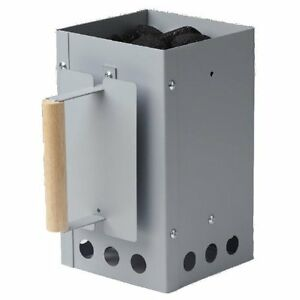 Plum Barbecue - BBQ Fuel Starter - Charcoal Heat Bead Chimney