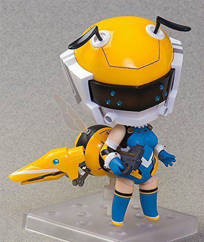 Nendoroid 647 School Shock LIU LI Action Figure ASPIRE NEW from Japan F//S