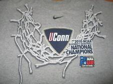 Nike 2010 UCONN Huskies Women's Basketball NATIONAL CHAMPIONS (LG) T-Shirt