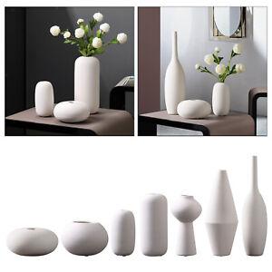 Keramik Blumenvase Blumentöpfe Trockenblumenornamente Blumenvase Dekor