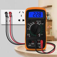 Digital Multimeter Lcd Voltage And Current Ammeter Ohm Volt Tester Xl 830l Best