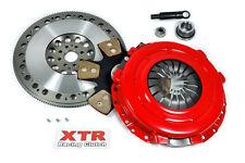XTR STAGE 4 CLUTCH KIT+CHROMOLY FLYWHEEL MUSTANG GT MACH 1 COBRA SVT 4.6L 8 BOLT
