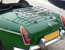 MGB/Mazda MX5 Classic Luggage Boot rack all Stainless