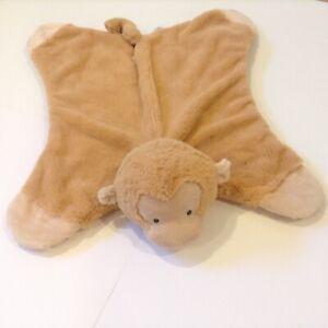 Gund-Baby-Comfy-Cozy-Pippy-58932-Monkey-Plush-Security-Blanket-Lovey
