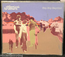 THE CHEMICAL BROTHERS - HEY BOY HEY GIRL (3 track CD single)