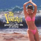 The Ventures Play the Greatest Surfin' Hits of All Time by The Ventures (CD, Aug-2001, VarŠse Sarabande (USA))