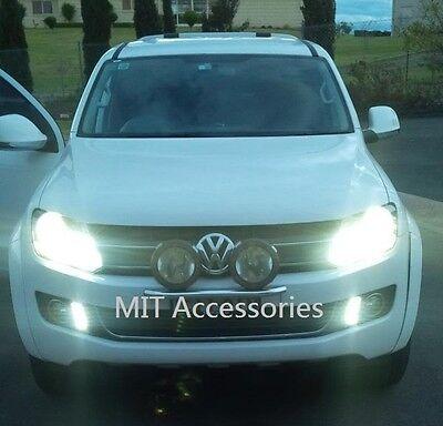 MIT VW AMAROK 2009-2014 fog lamp lights LED DRL Daytime running light