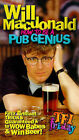 How to be a Pub Genius: Fifty Brilliant Tricks Guaranteed to Wow Babes aand Win Beer! by Will Macdonald (Paperback, 1998)
