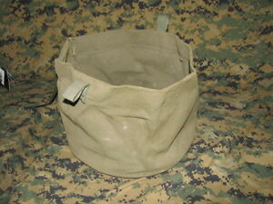 military-vintage-canvas-cover-10-1-2-034-round-8-034-deep-pull-tight-string-authentic