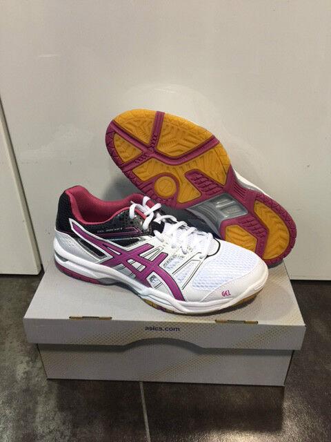 FW17 ASICS 7 FIPAV Schuhe GEL ROCKET 7 ASICS PALLAVOLO Schuhe Damenschuhe Damens B455N 0125 e676d3