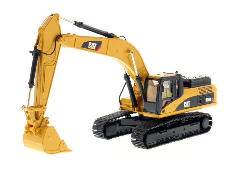 DIECAST MASTERS 1 50 Caterpillar 330D Hydraulic Excavator 85199