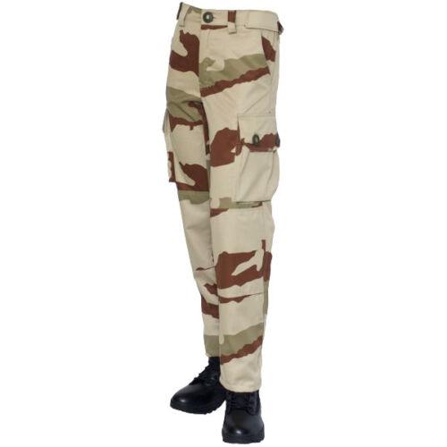 Pantalon Guérilla désert Armée Française taille 48 camouflage Daguet