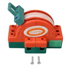 32a 2 Pole Double Throw Dpdt Tool Safety Disconnect Switch Iron Plated Zinc